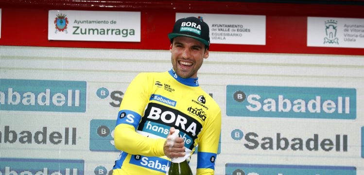 Max Schachmann Wins the Opening Time Trial at the Tour of the Basque Country