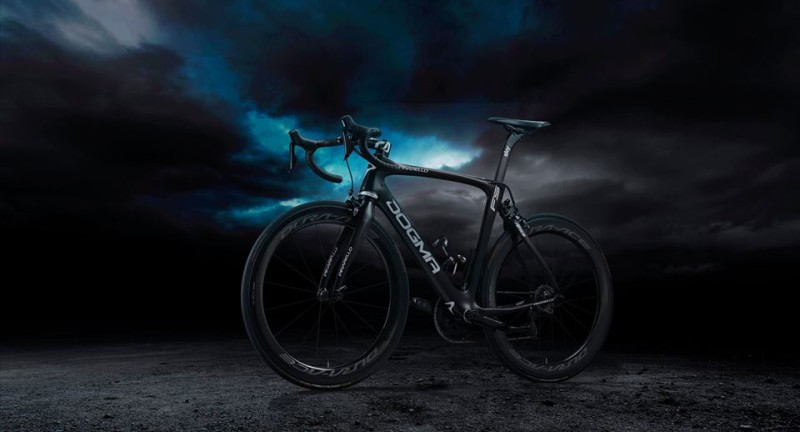 Dogma FS - Pinarello Present the First Electronic Full Suspension Road Bike