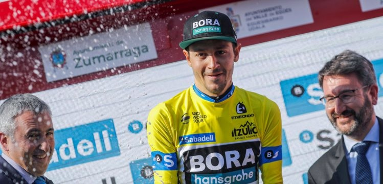 Emanuel Buchmann takes a Dominant Stage Win on the Queen Stage of the Tour of the Basque Country and Leads the General Classification
