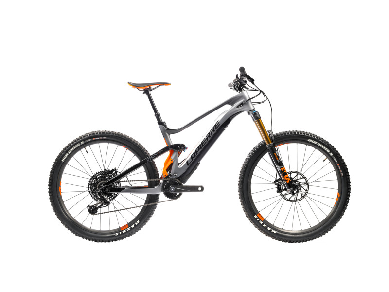 Discover the New e-Zesty - Mountain Biking e-Defined