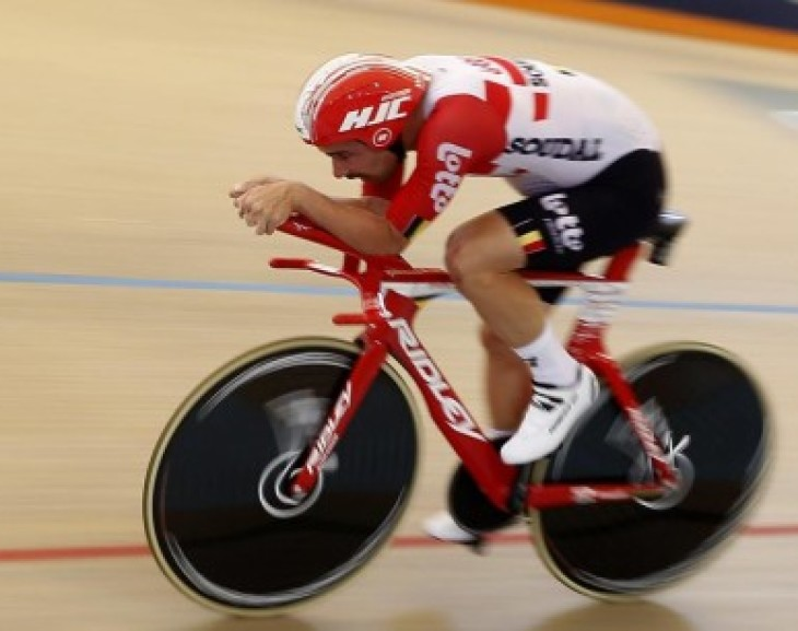 Victor Campenaerts Breaks the UCI Hour Record!