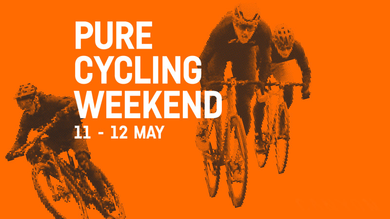 Canyon Pure Cycling Weekend Athletes and Partners Confirmed