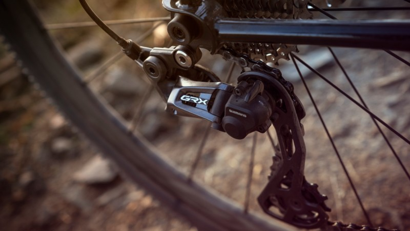 Shimano GRX - The World's First Dedicated Components for Gravel Adventure