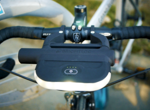 BrightLoc, a Bike Light and Steel Lock System Perfect for Every Cyclist, Launches on Kickstarter