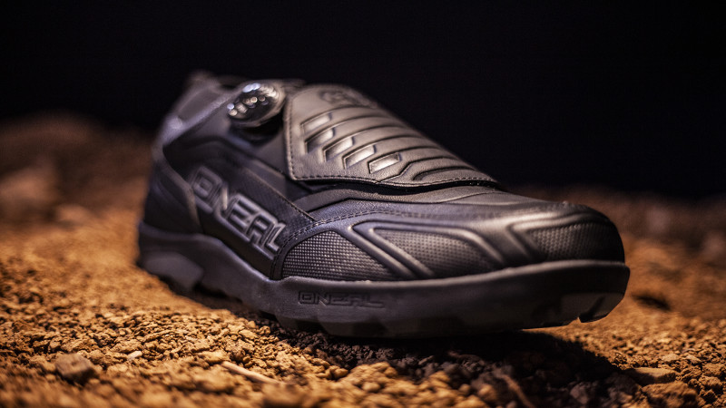 The All-New 2019 O'Neal Loam WP SPD Shoe