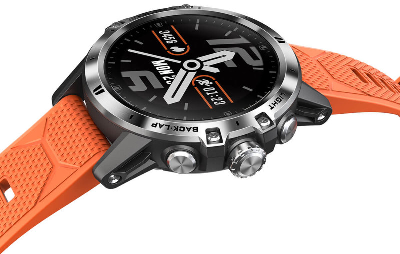 Coros VERTIX - A Watch for your Altitude and your Attitude