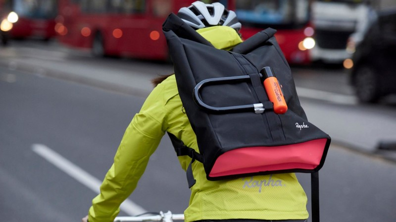 Roll Top Backpack - The Ultimate Messenger and Commuter Bag