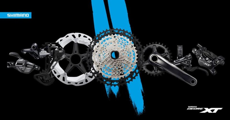 DEORE XT M8100 and SLX M7100 - A New Mountain Bike Era