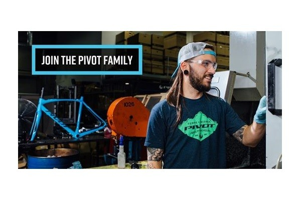 Job Offer by Pivot Cycles - CNC Programmer / Machinist