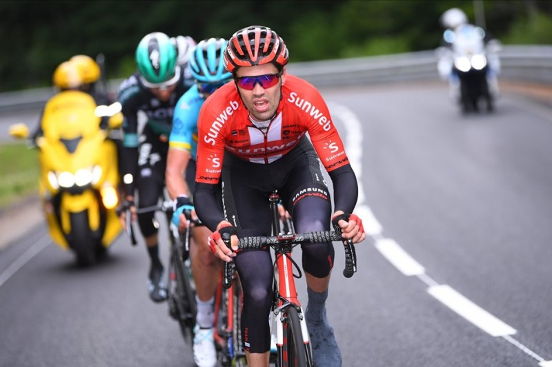 Tom Dumoulin Out of the Tour de France