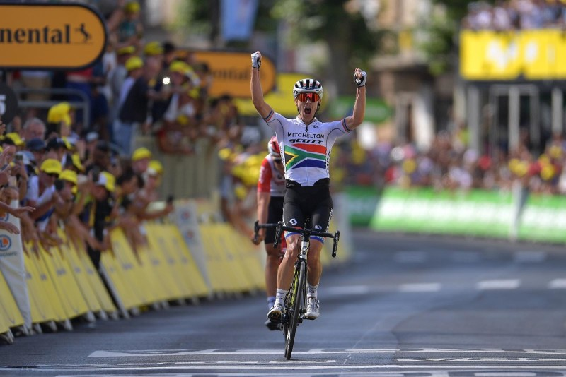 Daryl Impey Storms to Debut Tour de France Victory on Stage Nine