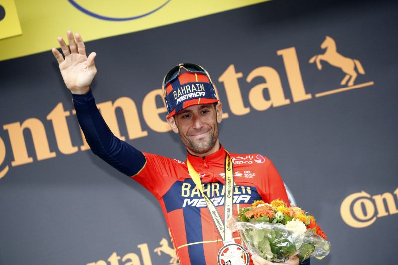 Vincenzo Nibali Took an Amazing Solo Win on the Final Mountain Stage of Le Tour de France