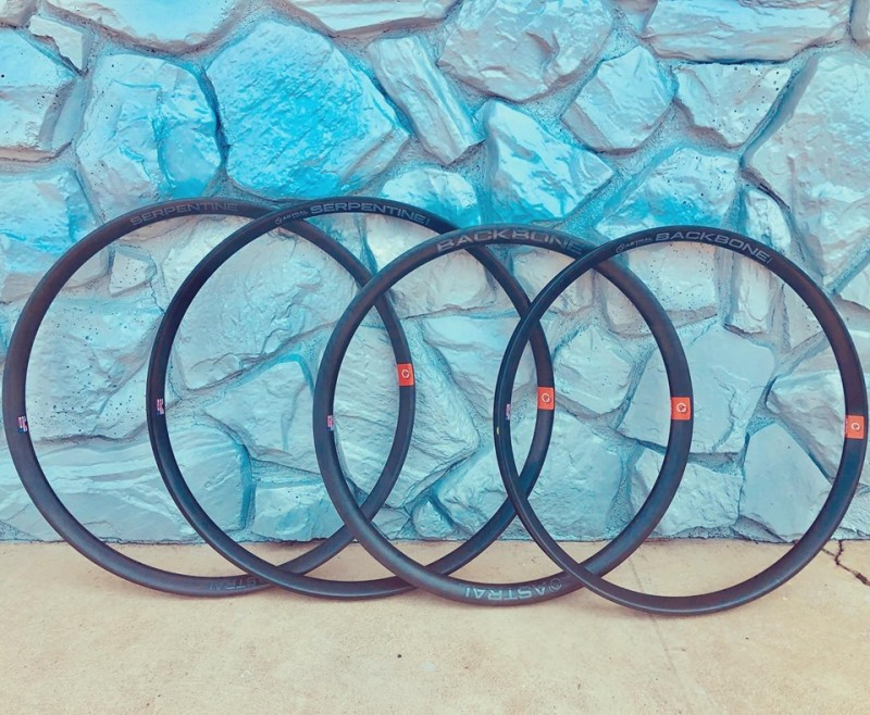 The New Astral MTB 30mm Internal Width Rims are Here!