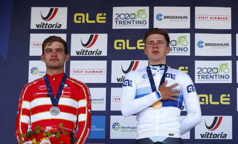 Remco Evenepoel is the New European ITT Champion