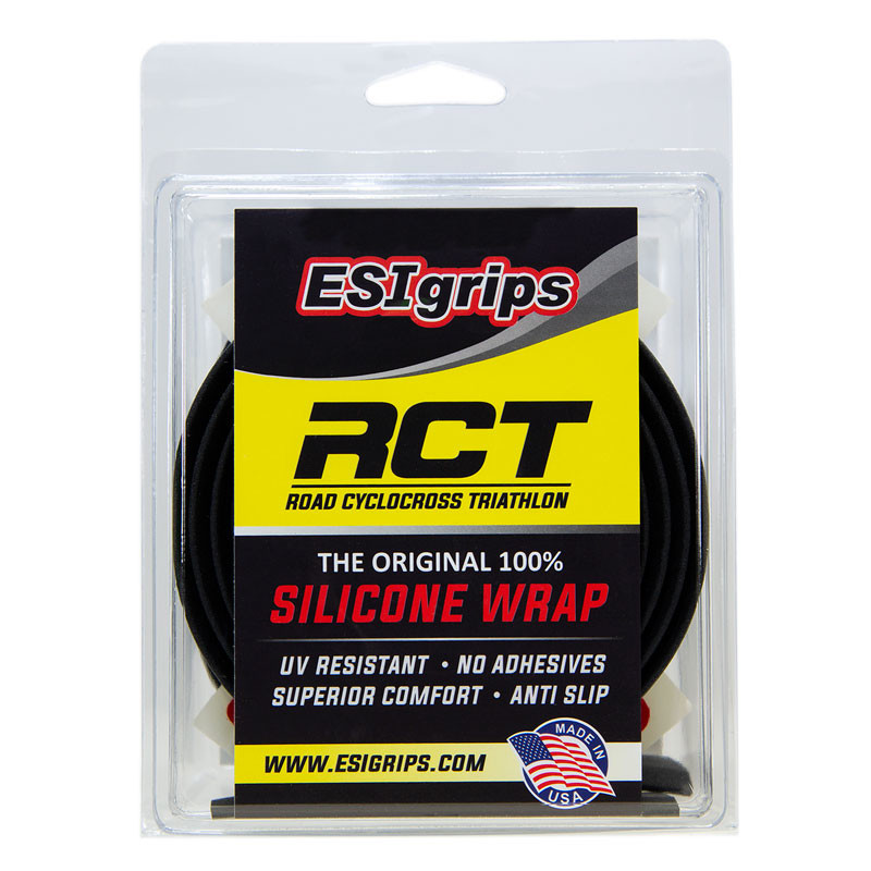 New Esi Grips RCT Wrap - Perfect for Road, Cyclocross or Triathlon Riders!