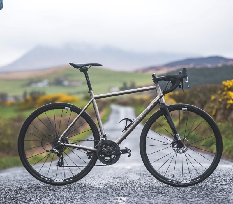New: Sonder Colibri Ti Road Bike