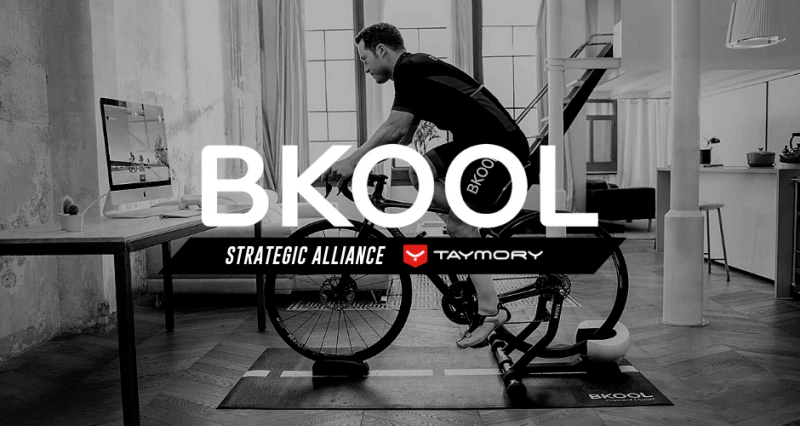 Taymory and Bkool Sign Strategic Partnership Agreement