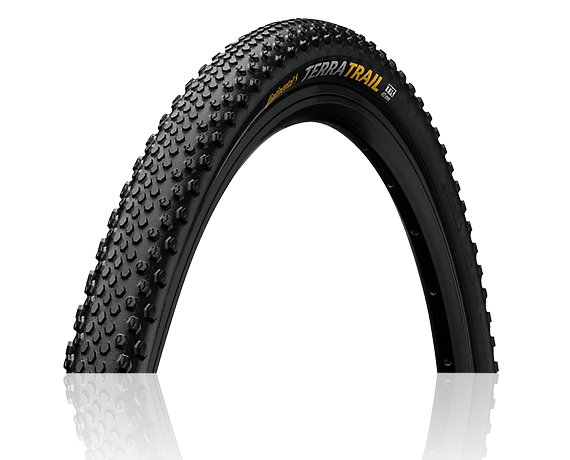 The New Gravel Terra Series by Continental