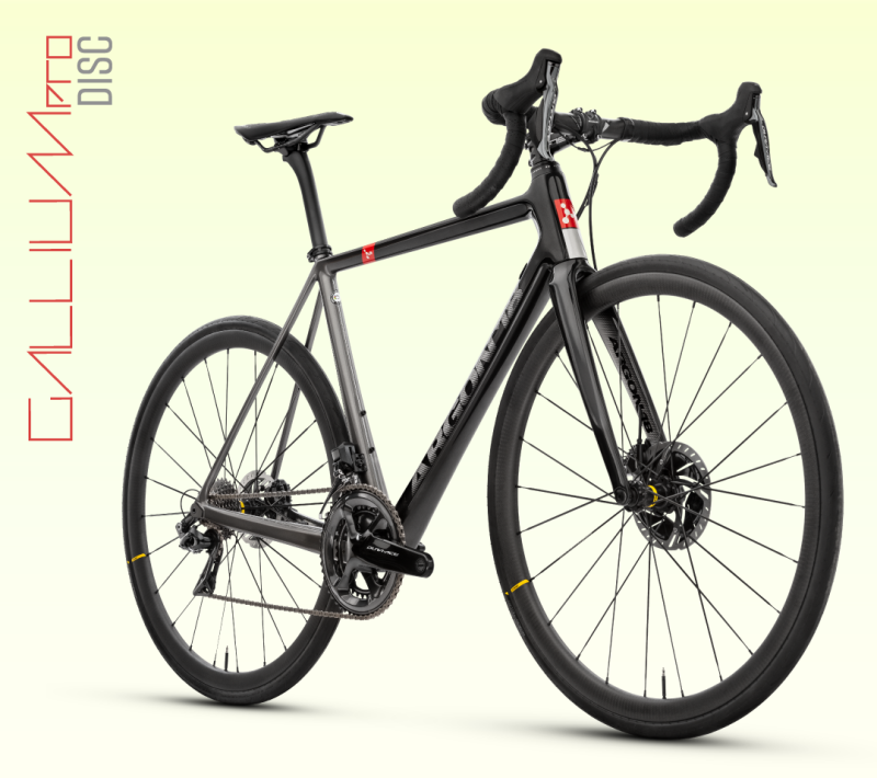 Argon 18 Introduces the Gallium Pro Disc 15th Anniversary Edition