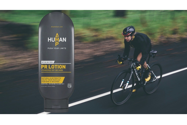 It's Here - The Next Generation of Amp Human PR Lotion