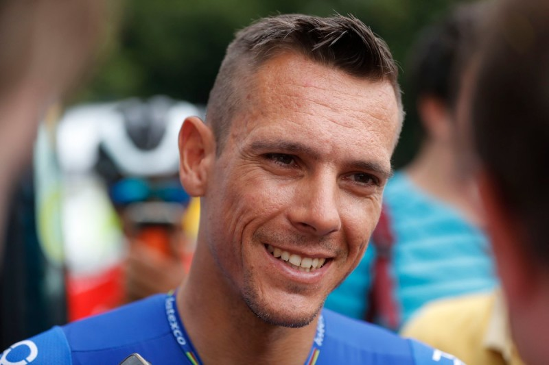 Philippe Gilbert Returns to Lotto Soudal