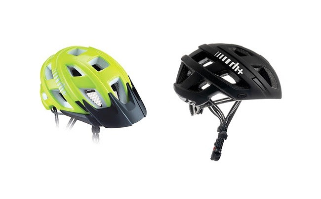 New rh+ Z8 Helmet: Light, Safe and Colorful