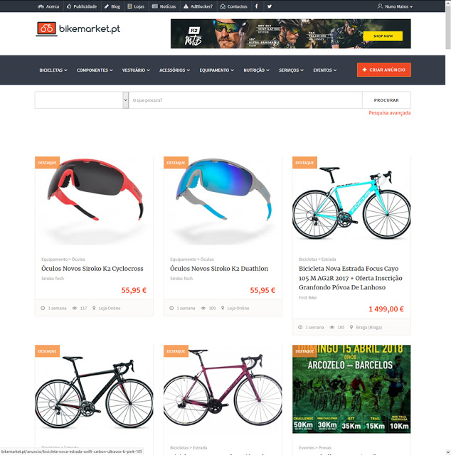 Main Online Bike Marketplace in Portugal is Expanding to Spain, UK and Germany