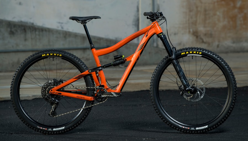 The New Ibis Ripmo AF Bike