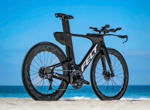The IA - New Triathlon Bike from Felt Bicycles