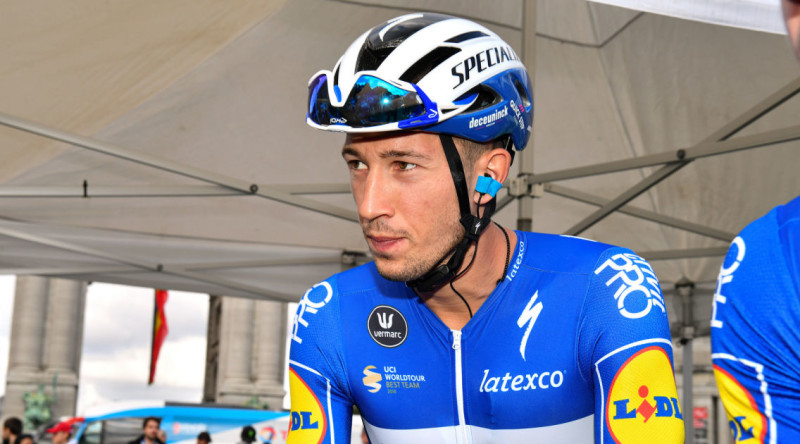 Jannik Steimle Pens Two-Year Deal with Deceuninck – Quick-Step