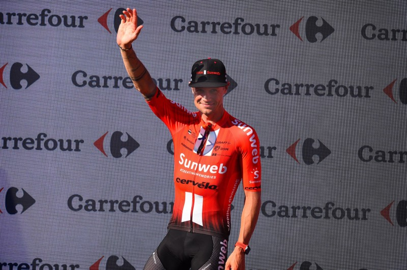 Team Sunweb Extend Contracts with Kragh Andersen and Roche