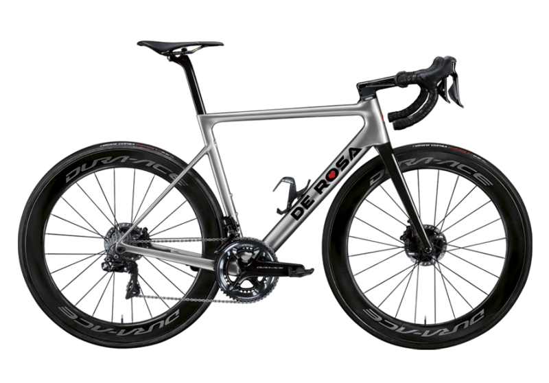 Merak, New Road Bike Presented by De Rosa