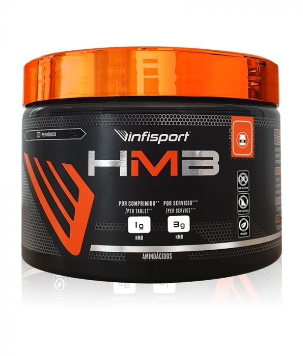 Maintain and Increase Muscle Mass with Infisport HMB