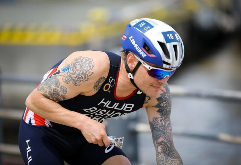 Limar Becomes Official Supplier of British Triathlon
