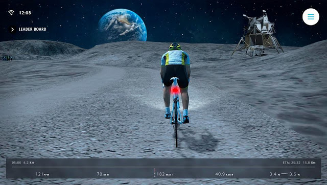 New Lunar Route from BKOOL