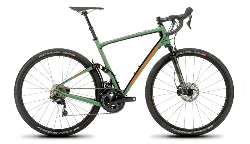 Introducing the World's First Full-Suspension Gravel Bike – The Niner Magic Carpet Ride