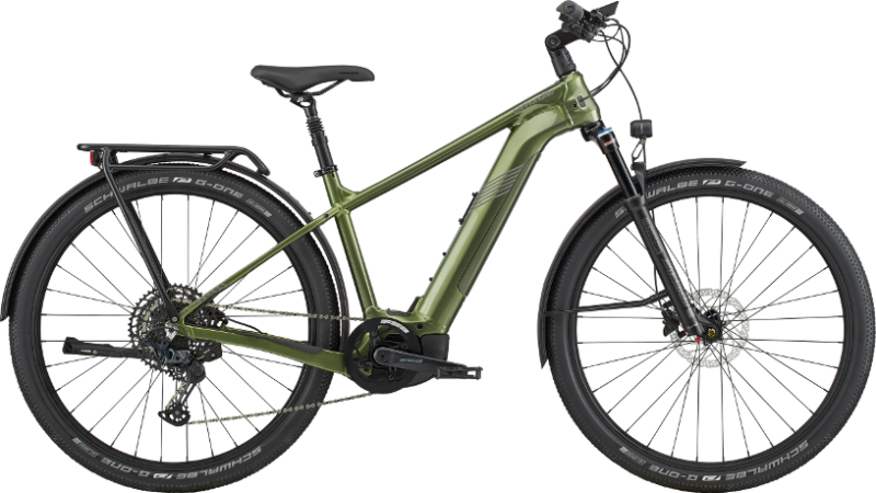 Discover the New Tesoro Neo X by Cannondale Brand