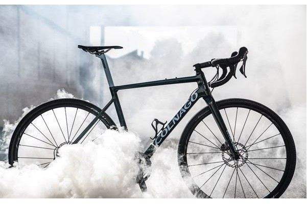 Discover the New Gravel Bike Colnago G3X
