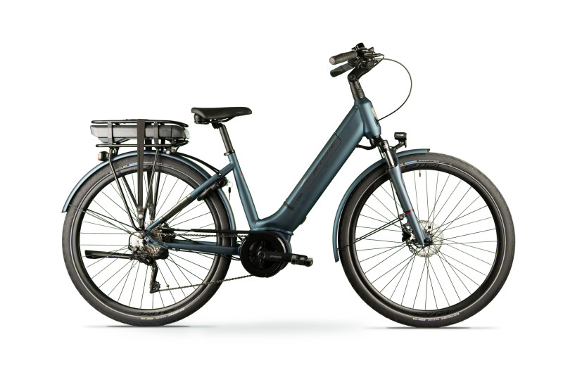 Granville Bikes - Their New 2020 E-Terra Electric Bike