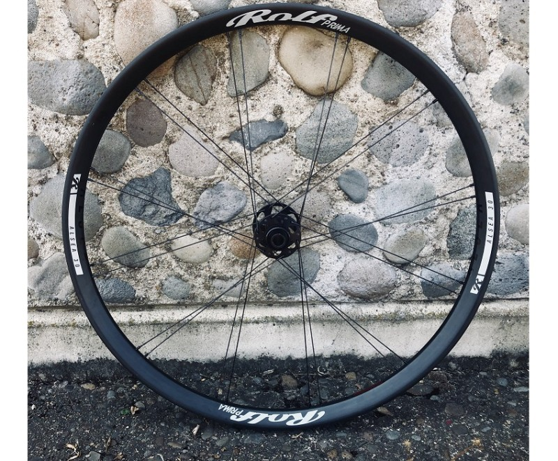 Rolf Prima's New Alsea30 MTB Wheels
