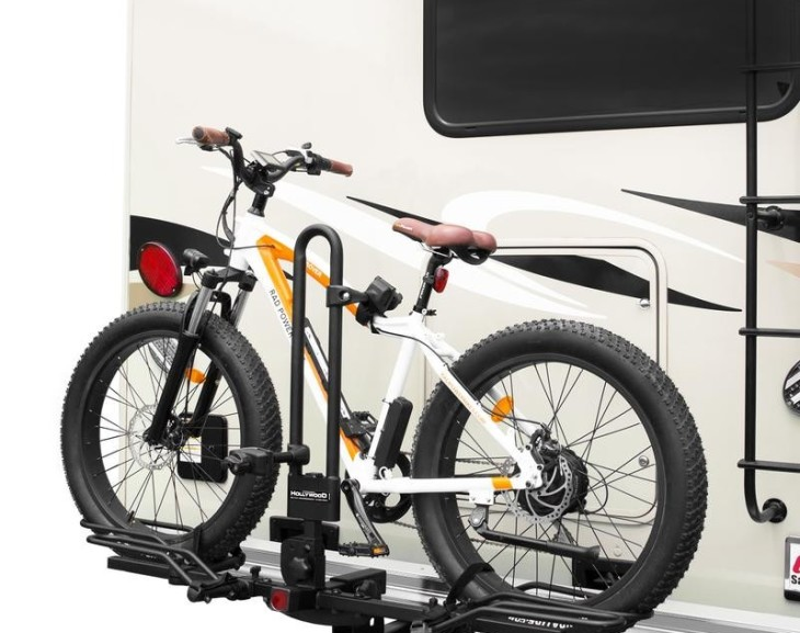 RV Rider. The ultimate Bike Rack by Hollywood Racks