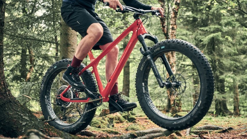 Canyon Reveals their 2020 Dude Fat Bike