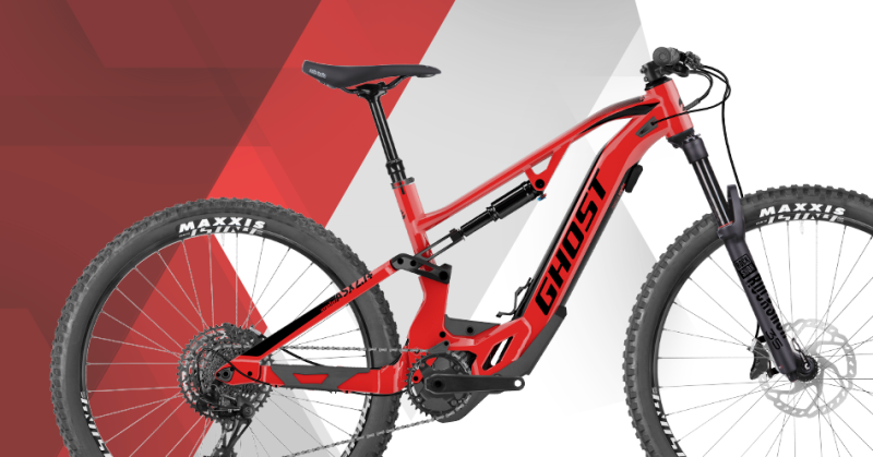 The Ghost Bikes 2020 are Now Online! New Bikes, New Colours, Spec Updates. Discover the New Range