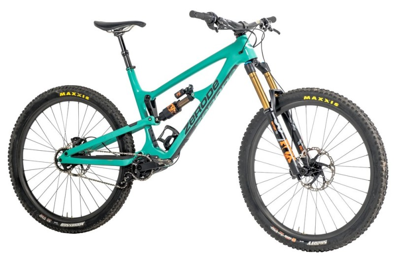 A 29er is Released - The All New Zerode Katipo