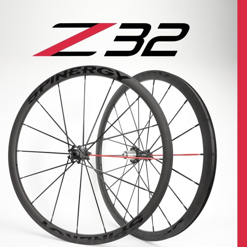 The Z32 are the New Road Wheels from Spinergy Brand