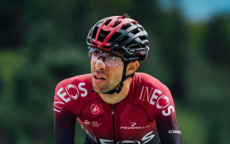 Jonathan Castroviejo has Extended with Team INEOS for a Further Two Years