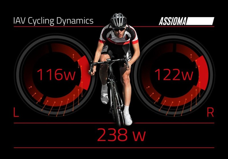 Favero Electronics is Glad to Introduce the IAV Cycling Dynamics for Assioma DUO and Assioma UNO
