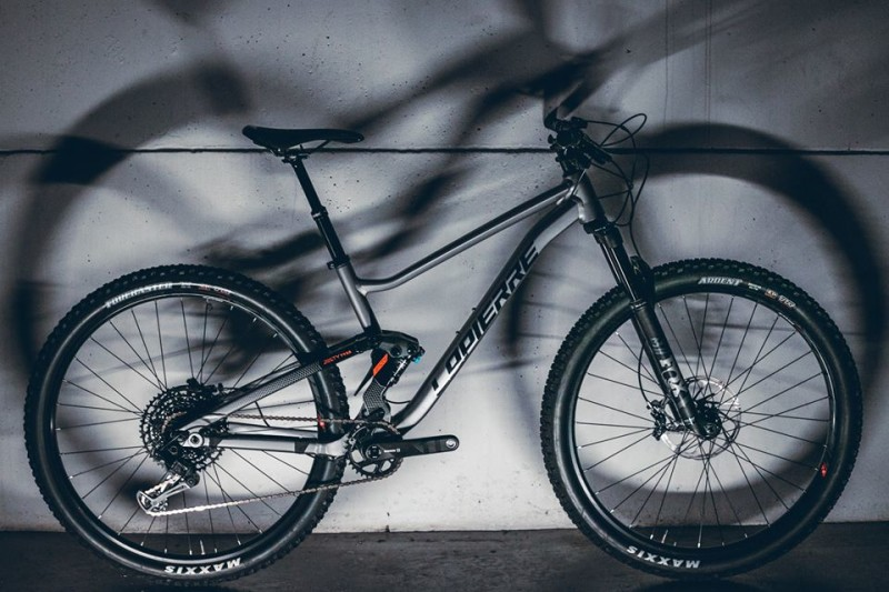 New Zesty TR Bike Launched by Lapierre