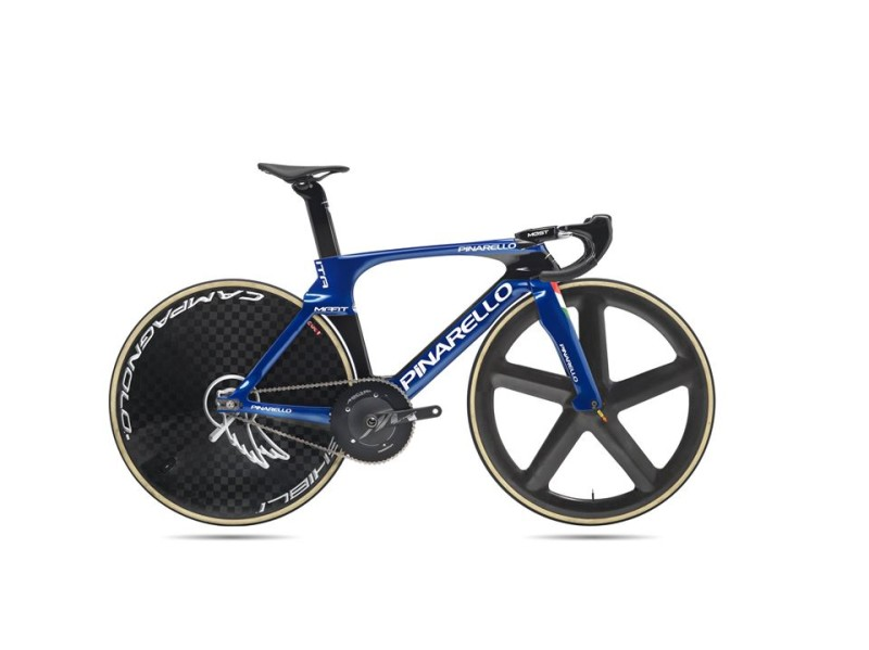 New Pinarello MAAT Track Bike