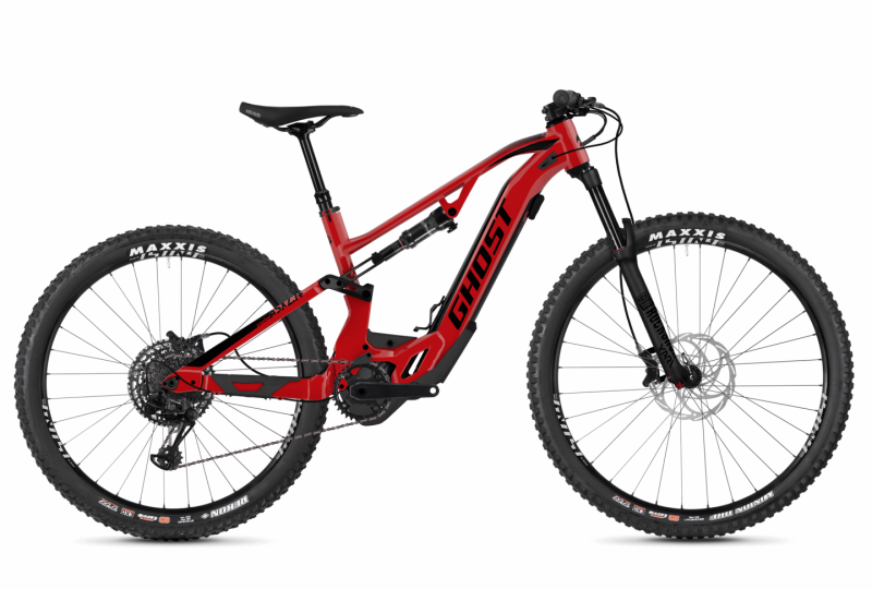 New HYBRIDE ASX e-Bike from Ghost Bikes